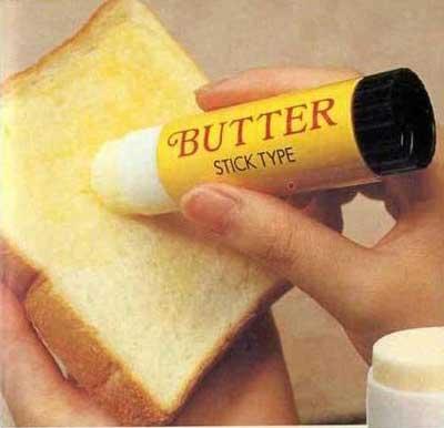 101 idee regalo per chi vi sta sul culo - Pagina 8 Butter-stick